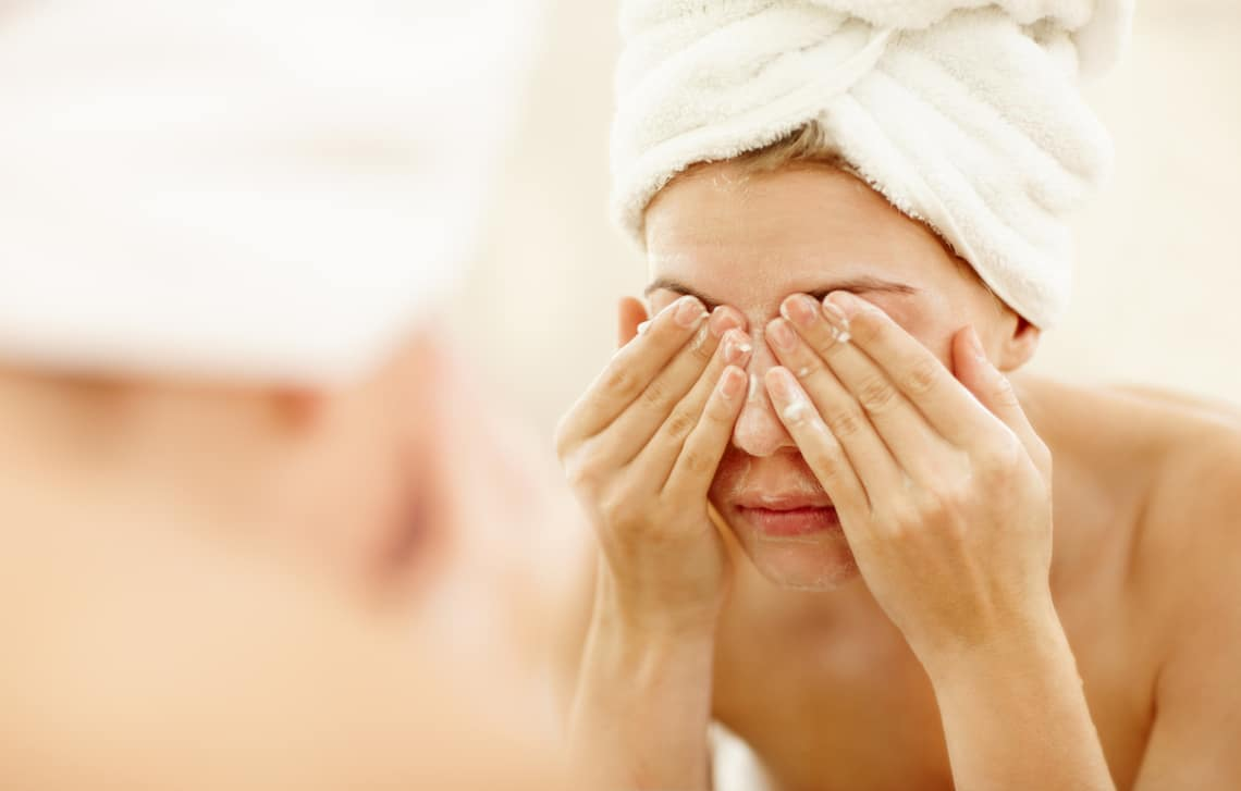 Ha nem 60 másodpercig mosod az arcbőrödet, nagy hibát követsz el