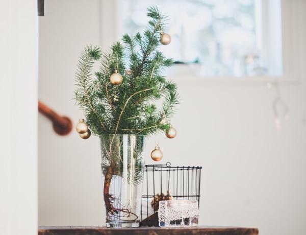 5+1 alternatív karácsonyfa, amivel akár a nagy fenyőt is kiválthatod