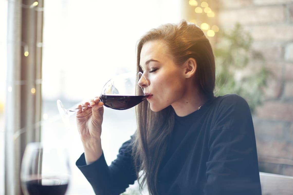 Ezt műveli egyetlen pohár bor a testeddel