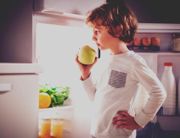 8 egészséges nasi a gyerekednek, ha lefekvés előtt ismét éhes lenne