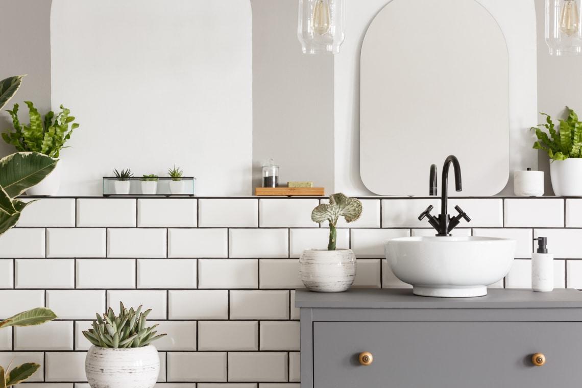 5+1 olcsó és egyszerű dekor-tipp, ha felfrissítenéd a fürdőszobádat