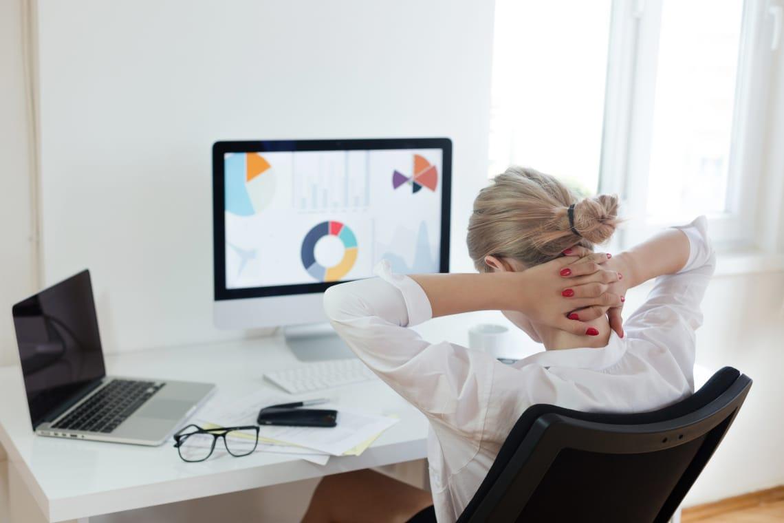 Az 5 legnagyobb hiba, amivel tönkreteszi a testünket a home office