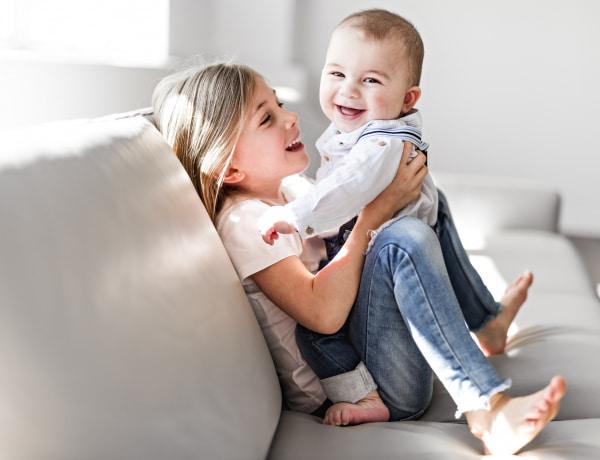 Okosabbak az elsőszülött gyerekek, mint a testvéreik?