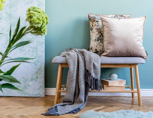 Megnyugtató és egyedi: bámulatos színek hódítanak jövőre a lakberendezésben