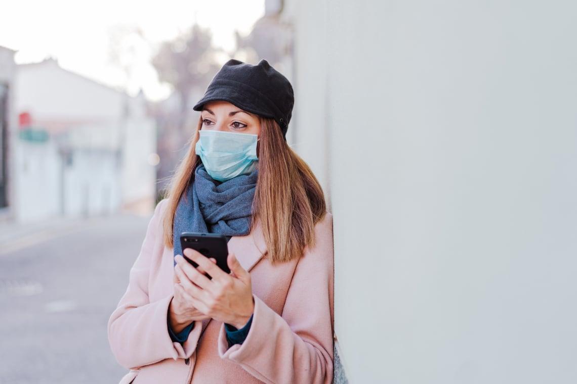Meglepő problémát okozhat a mindennapos maszkhasználat