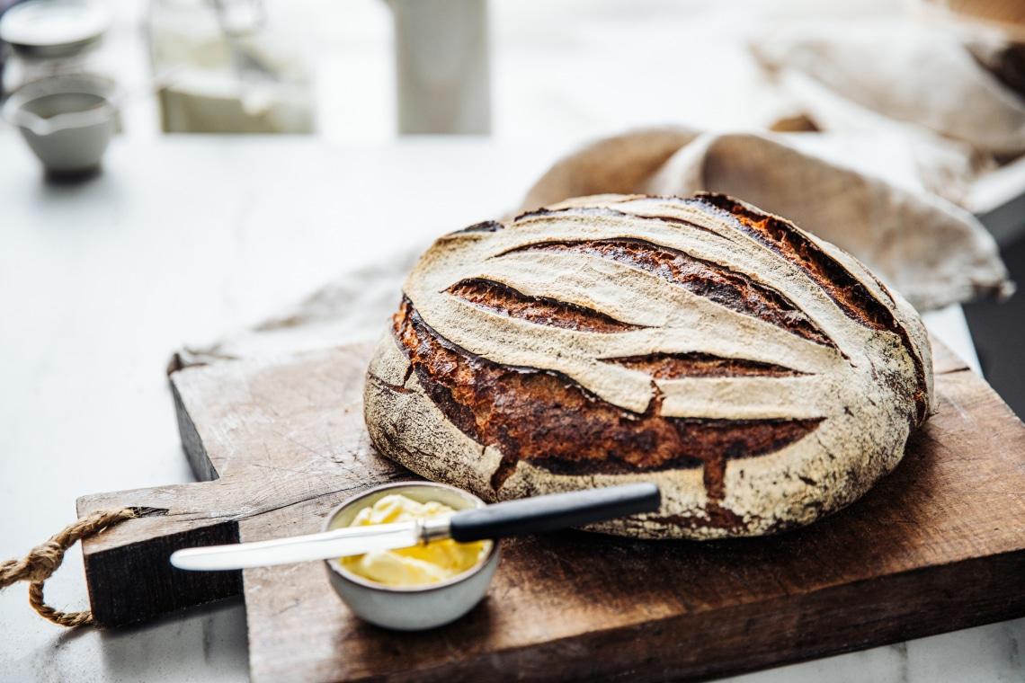 A kenyér és a kifli recept, ami mindig sikerül