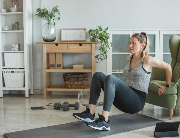 10 otthoni átmozgató gyakorlat, amivel az újévet kezdheted