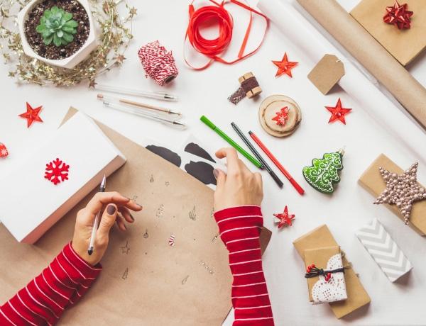 7 kézműves téli játék. Csak színes papír és ragasztó kell hozzájuk!