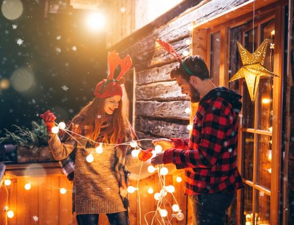 Én imádom a karácsonyt, de a párom ki nem állhatja – Így ünneplünk mi