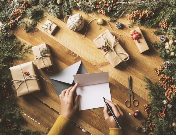 15 idézet karácsonyi képeslapra, ha idén csak levelet tudsz küldeni magad helyett