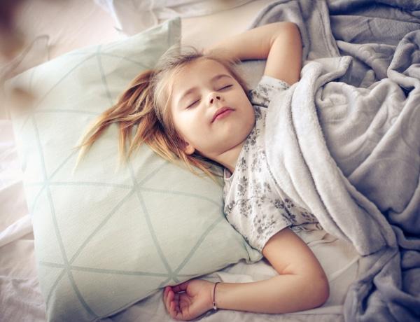 Az ágyban található baktériumok segíthetik a gyerek egészségét