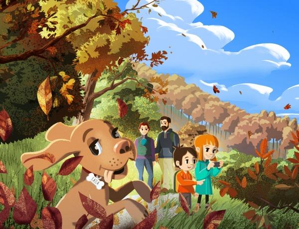 Ingyenes utazás! 10 ősszel is lenyűgöző Kajla útvonal, amit a gyerek imádni fog