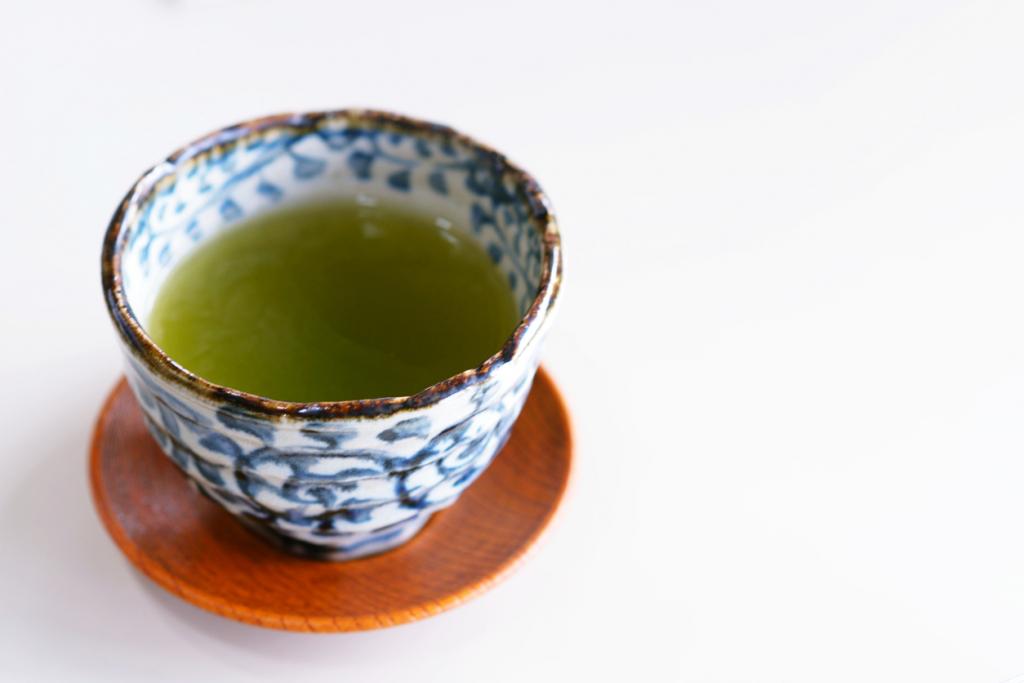Zöld kávébab tea
