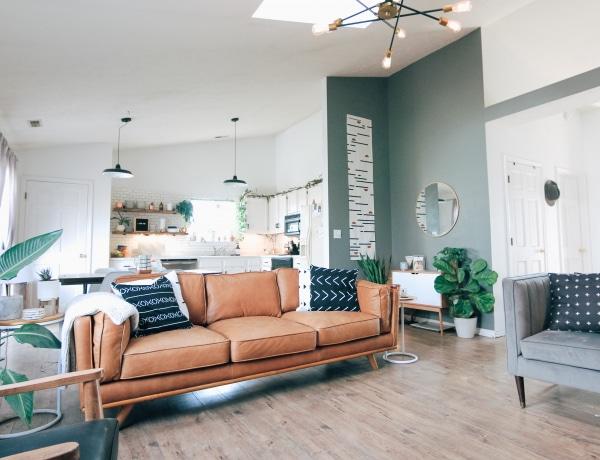 Zsálya, 2021 lakberendezési színe – Így építheted be az otthonodba