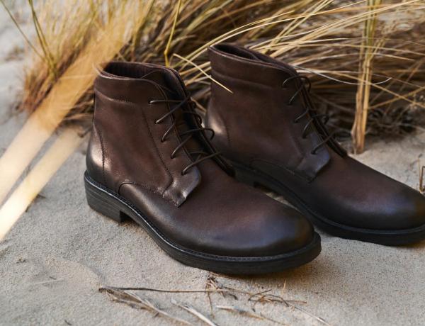 Milyen anyagból készül egy minőségi férfi cipő?