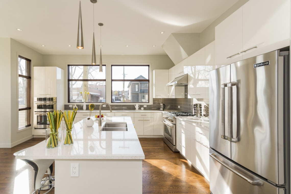 Így lehet a konyhád szép és praktikus is