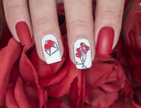 Az idei 10 legszebb manikűr Valentin-napra
