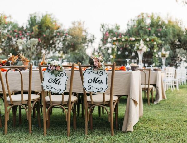 Olcsó és káprázatos: 10 esküvői dekor ötlet