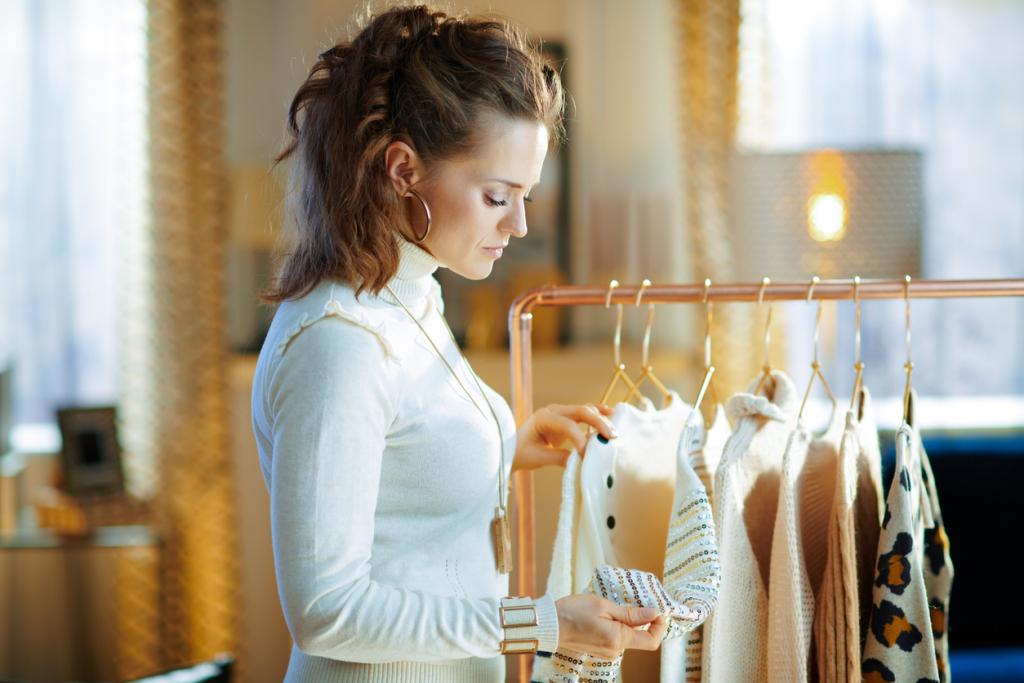 Tippek ruhák rendszerezéséhez
