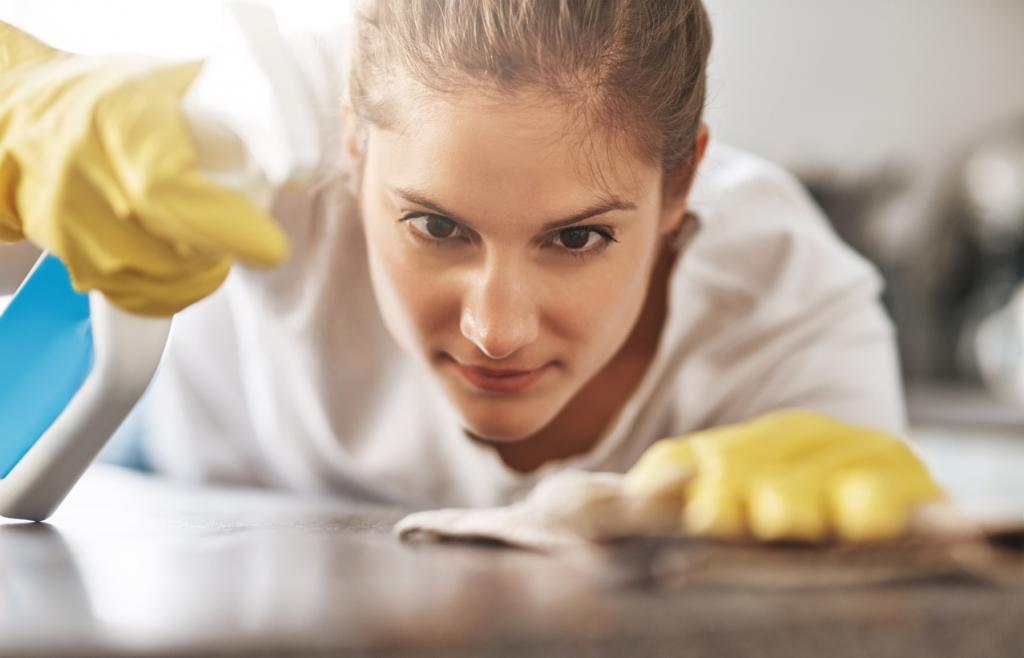 Túlzásba vitt takarítás