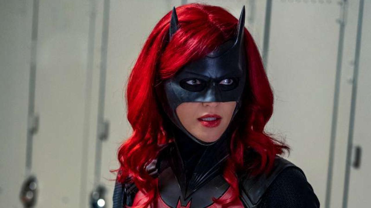 Kate Kane Batwoman