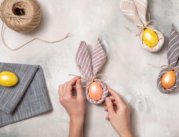 10 lenyűgöző ötlet a tojások díszítésére, ha idén modernizálnál
