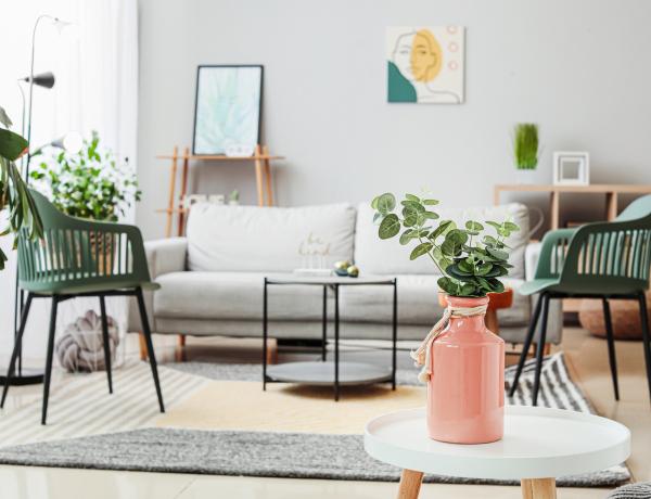 A nyugalom 5 árnyalata – a relax hatás színei a lakásban