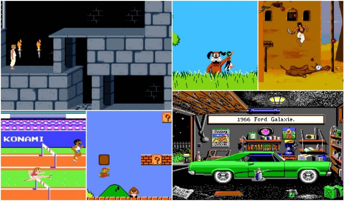A 90-es évek felejthetetlen számítógépes- és videojátékai