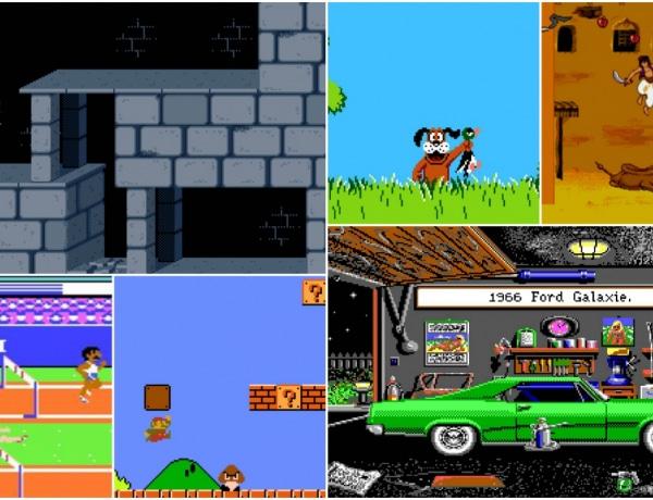 A 90-es évek felejthetetlen legjobb számítógépes- és videojátékai