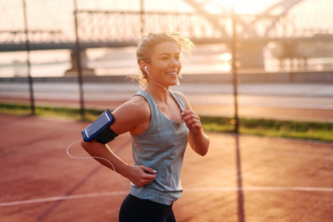 A futás 5 jótékony hatása a testedre – Még a szívednek is jó!