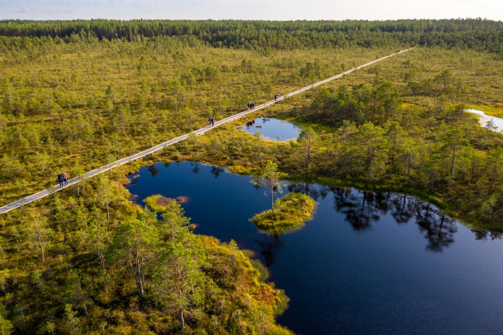 Lahemaa nemzeti park, Észtország