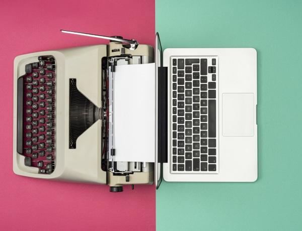 Hogyan teszel lapot az írógépbe? 5+1 dolog, amit ma már nem tudunk