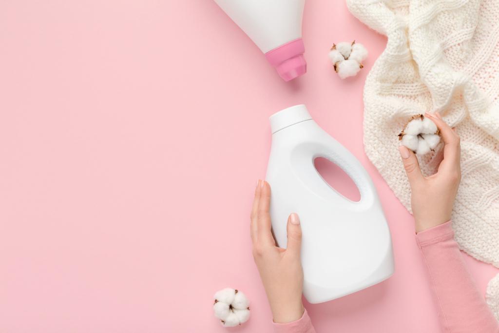 Vízlábnyom csökkentése mosásnál