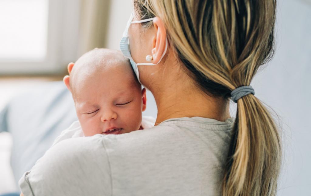 Koronavírus hatása a várandós nőkre