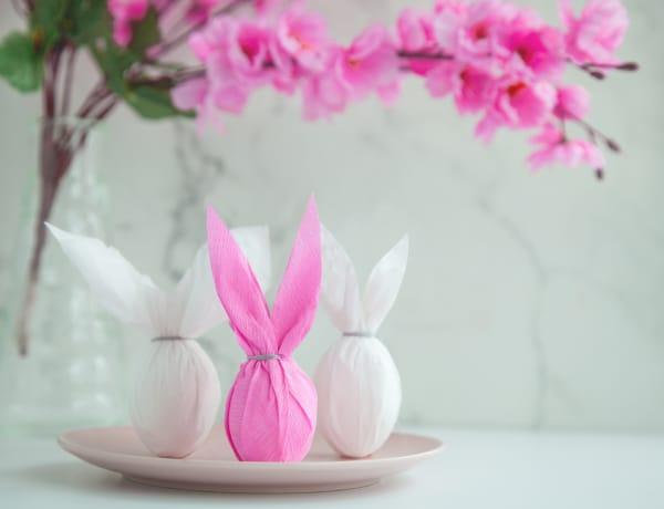 10 ötletes húsvéti csomagolás, ha a kicsik tojásvadászatra indulnak