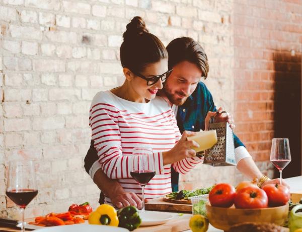Az egyik legfontosabb a partnerükben a főzni  tudás – egy kutatás szerint