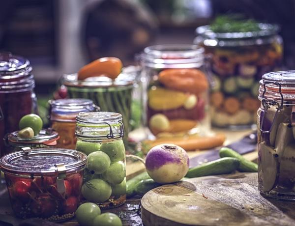 3 fermentált recept, ami segít megőrizni az egészségedet