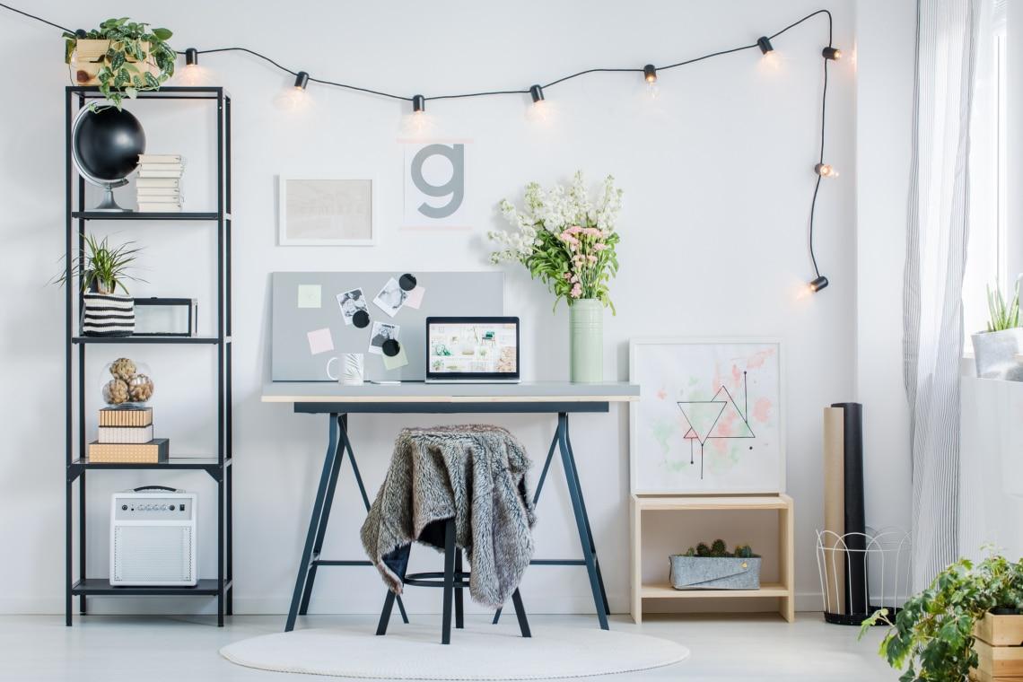Így rendezd át az irodai asztalodat és környékét – Öröm lesz a munka!