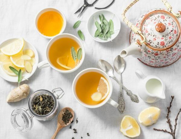 Az 5+1 legjobb tea- és gyógynövényfőzet a tavaszi méregtelenítéshez