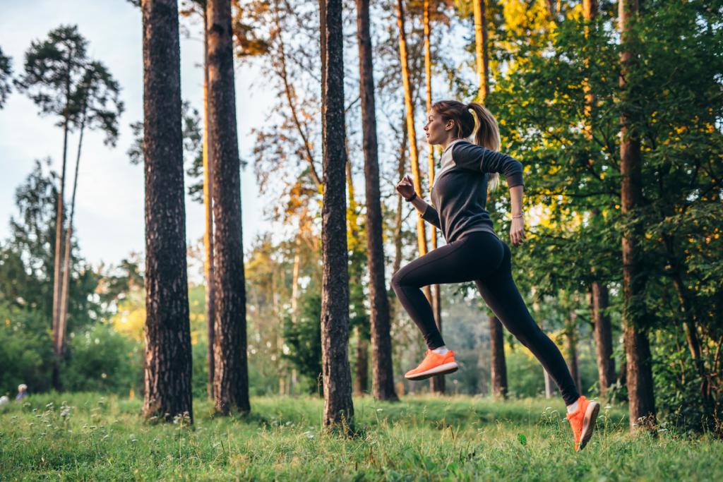 Edzés a szabadban