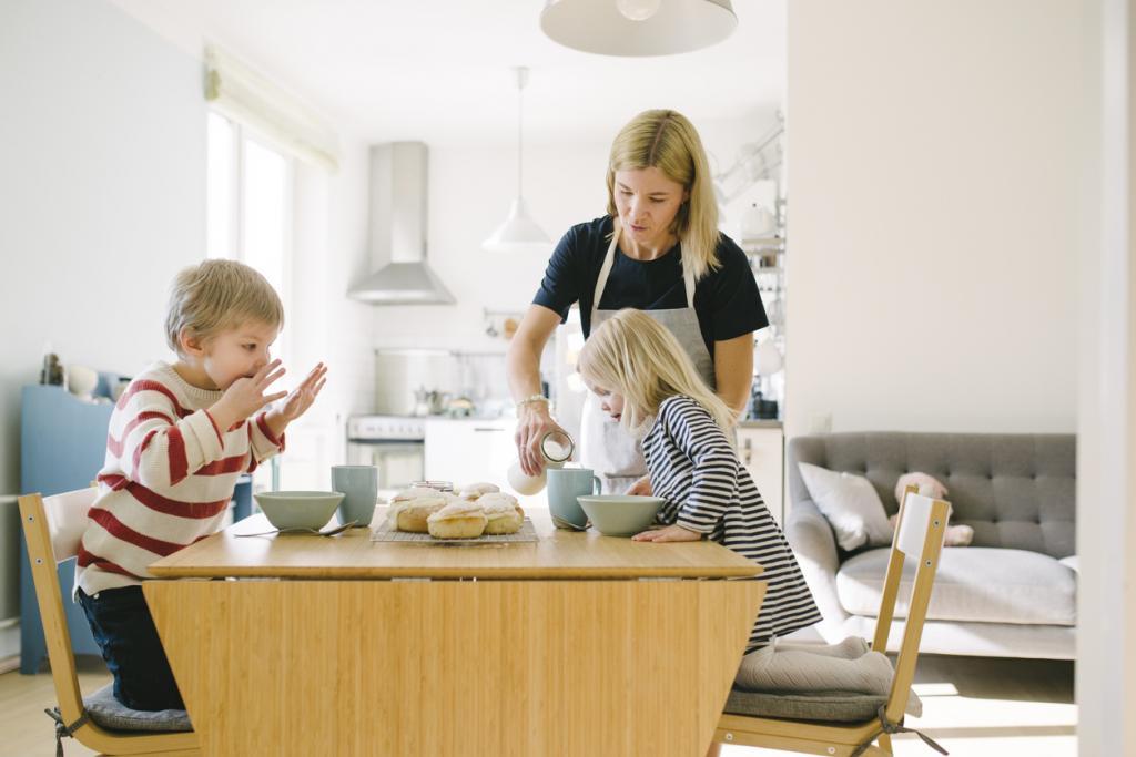 Skandináv nők életmódja