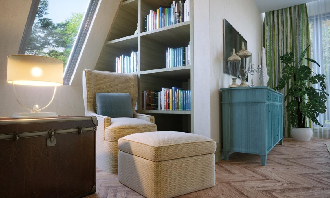 Így alakíts ki otthon egy lazulós stresszmentes zónát