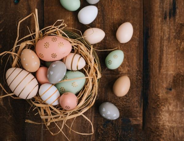 Melyik húsvéti tojás tetszik? A döntésed izgalmas dolgokat fed fel rólad