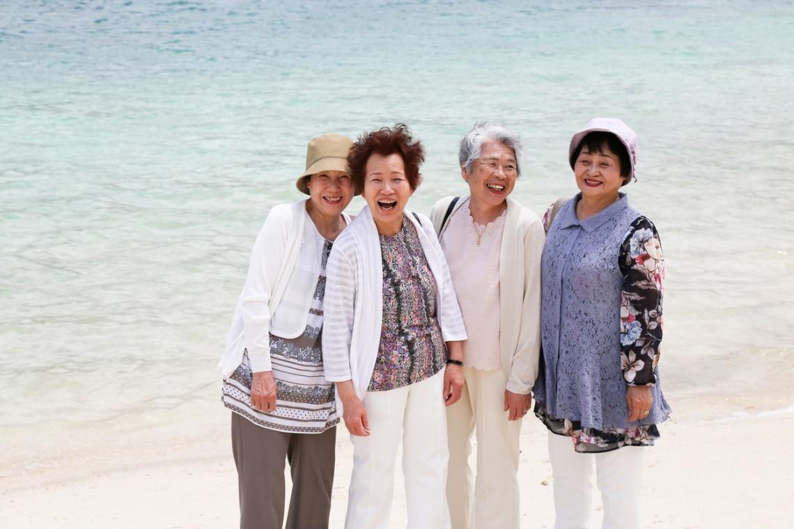 Mi a hosszú élet kulcsa? Így élnek az Okinawa-szigetcsoport lakói