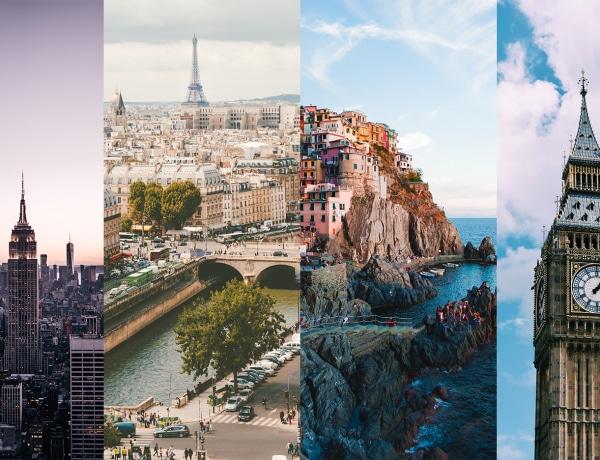 Teszt: Melyik ország passzol legjobban a stílusodhoz?