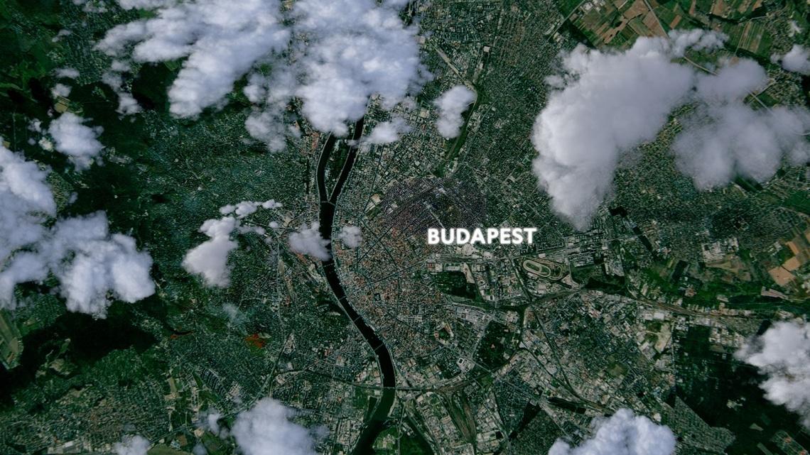Ilyen Magyarország a magasból: A National Geographic nálunk forgatott
