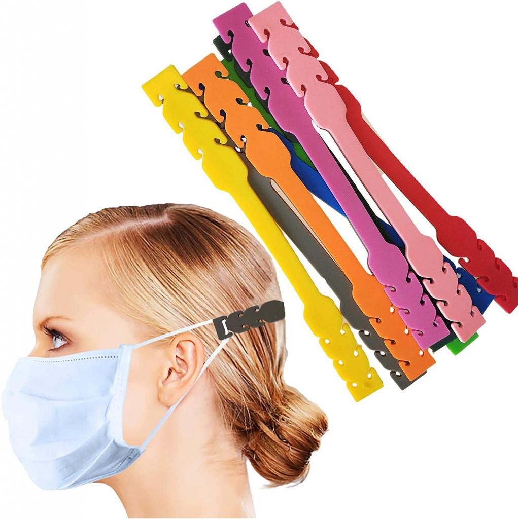 Maszk fülvédő kiegészítő