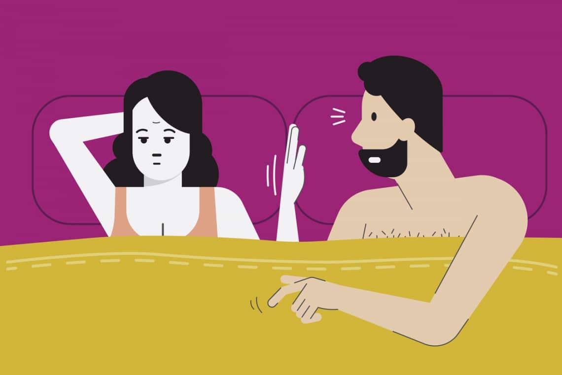 8 komoly ok, amiért a nőknek nincs kedvük a szeretkezéshez
