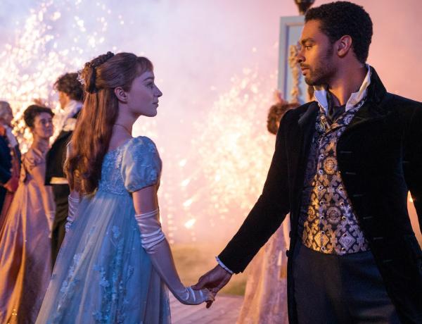 12 romantikus ruha, amelyet a Bridgerton film inspirált