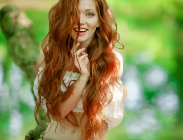 A vörös haj 4 fő árnyalata: a szín, ami illik hozzád a bőrtónusod szerint